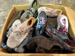 Single Shoes Grade A Container Cheap - Hand Stacked 40HC