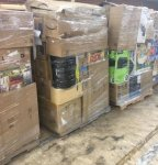 Amazon Overstock - Damaged Boxes Truckloads