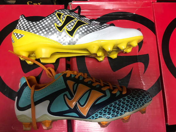 New Balance Warrior Soccer Cleats Wholesale