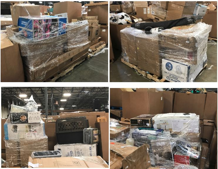 Bed Bath and Beyond Truckloads Wholesale