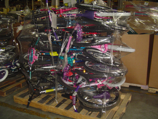 New Wholesale Bicycles - Bike Wholesale Pallet Loads