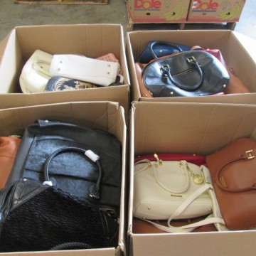High End HSN Handbags Overstocks