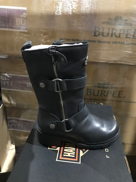 Harley Davidson Boots Wholesale / Womens Harley Boots NEW