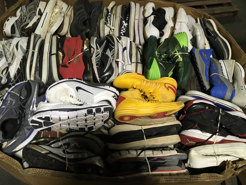 Grade A Used Sneakers - Cheap Wholesale