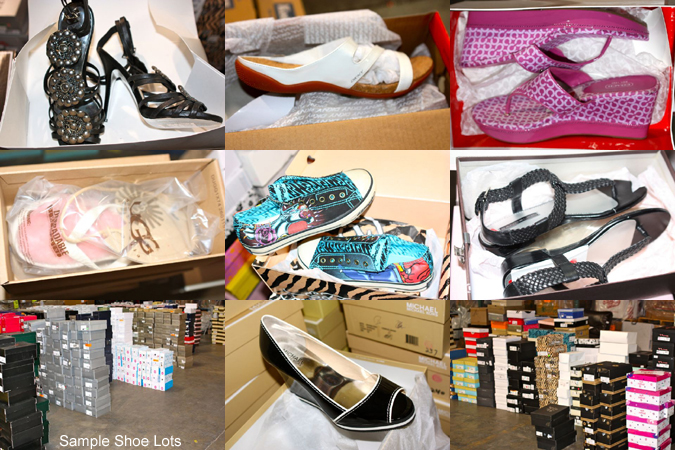 Department Store Ladies / Women's Shoes Wholesale