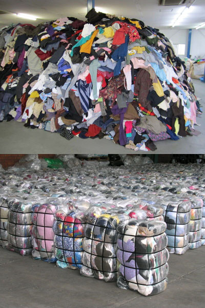 Grade A Wholesale Used Clothing Deals Baled Clothing