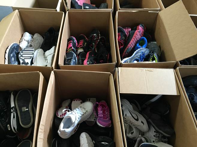 Sneaker Pallet Wholesale Assortment - BEST Deal