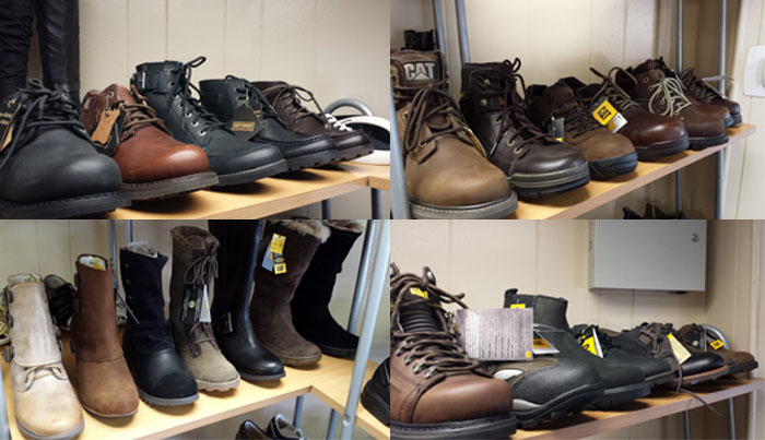 Brand New Mens and Womens Caterpillar Boots Wholesale
