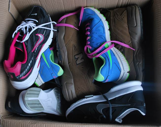 Wholesale Shoe Shoe Load New & Returns - Great Deal