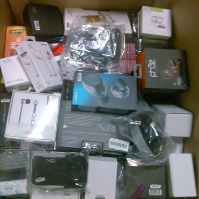Cell Phone Accessory Lot - Cellphones, Tablets Wholesale