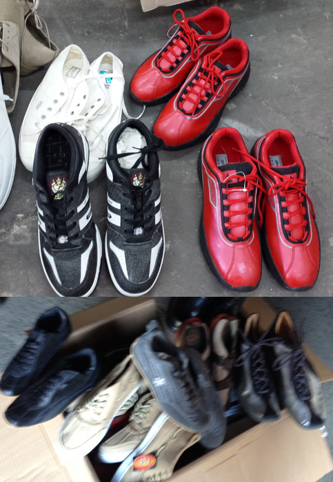 Brand New Men's Sneakers $12.50 Pair - Export